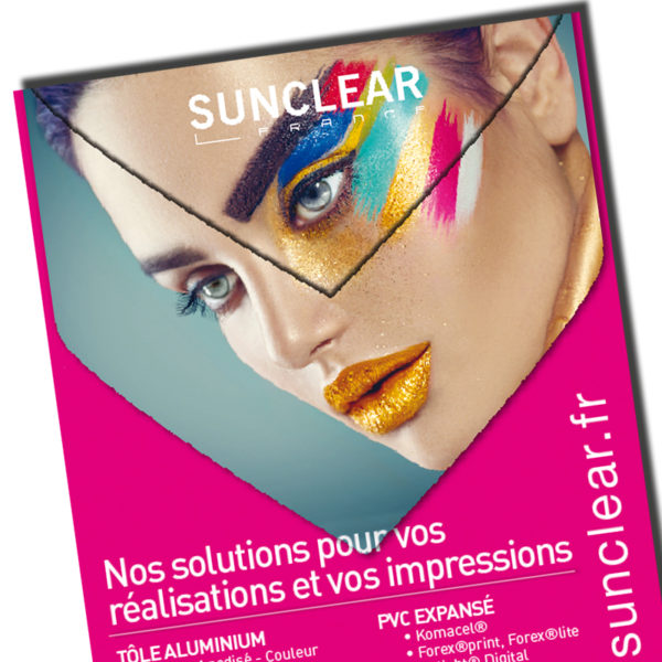 Sunclear Campagne presse ICONA