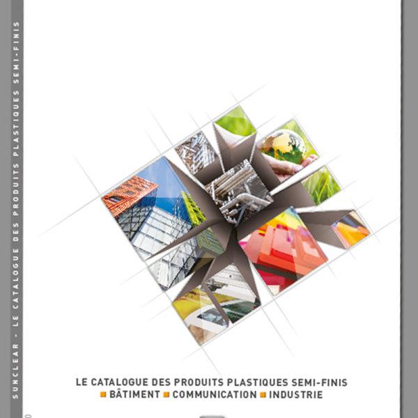 CONCEPTION &  MISE EN PAGE CATALOGUE SUNCLEAR ÉDITION 2020