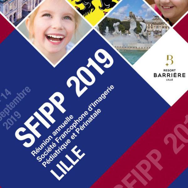 CONCEPTION COMMUNICATION pour Congrès SFIPP – Event 2019